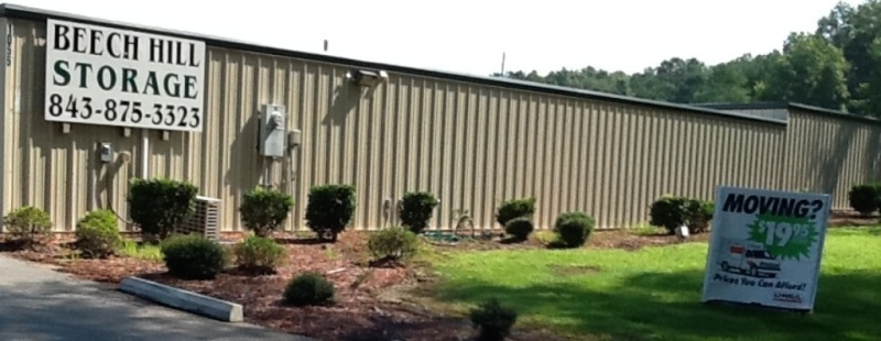U Haul About Beech Hill Storage One In Summerville South