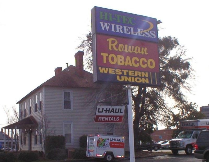 U Haul About Rowan Foodmart Tobacco In Fayetteville North Carolina