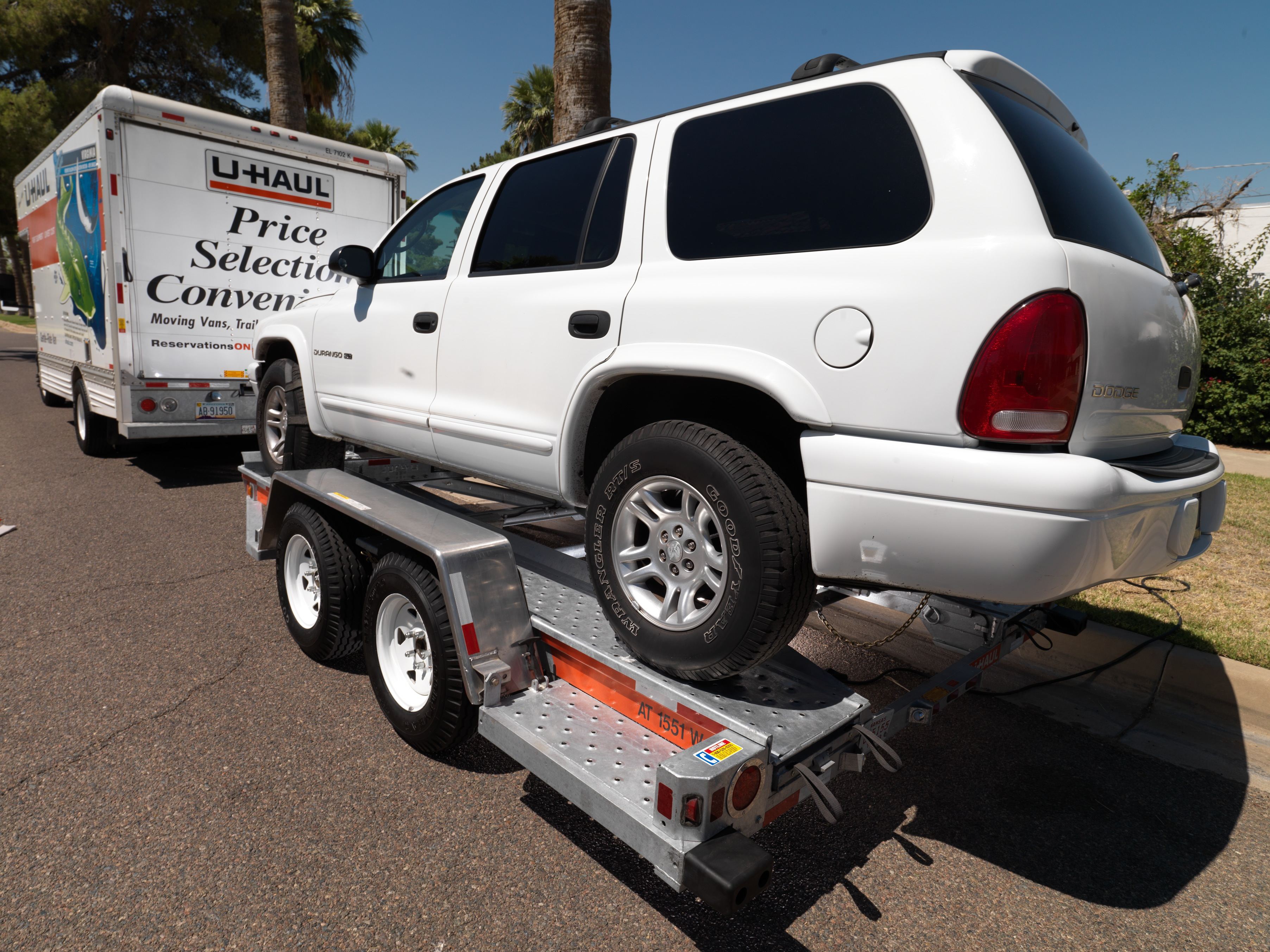 U-Haul: About: U-Haul Auto Transport The Best Way To Get