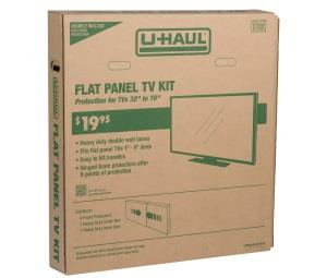 U Haul Tips How To Pack And Move Your Flat Screen Tv