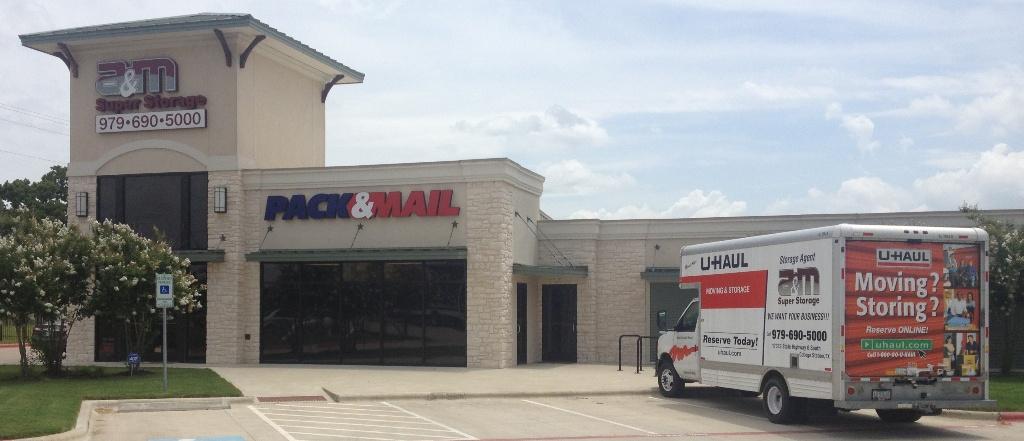 U Haul About Am Super Storage Inc In College Station