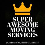 Super Awesome Moving Services – Profile Image