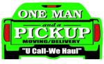 One Man And A Pickup Moving Delivery, LLC. – Profile Image