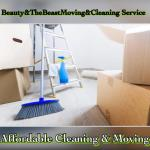 Beauty and The Beast ocd moving and cleaning service – Profile Image