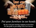 We are a fast pace moving company
