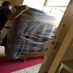 Moving a piano, we make moving easy.