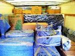 All your furniture wrapped in furniture pads, and professionally packed tightly, *AVIOD ANY SCRATCHES OR DAMAGE*