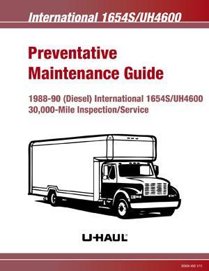U-Haul: International U-Haul Truck 1654S UH4600 Preventative ... on home wiring diagram, ford wiring diagram, toyota wiring diagram, honda wiring diagram, volvo wiring diagram, comcast wiring diagram, jeep wiring diagram, chevrolet wiring diagram, dodge wiring diagram, bmw wiring diagram,