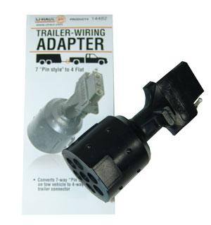 Outstanding U Haul 7 Way Pin Type Trailer Wiring Adapter Wiring Digital Resources Operpmognl