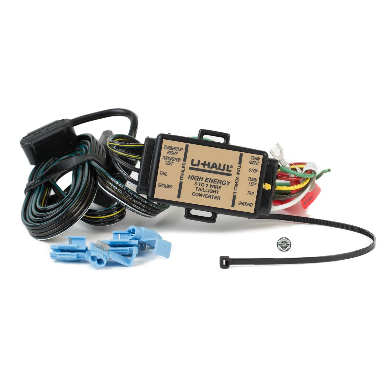 U Haul 4 Way Flat 02 Mitsubishi Lancer Horn Wiring Diagram 14486 Instructions