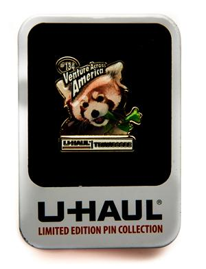 U Haul Tennessee Limited Edition Collectors Pin