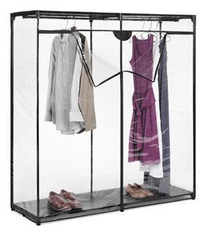 U Haul 60 Clothes Closet