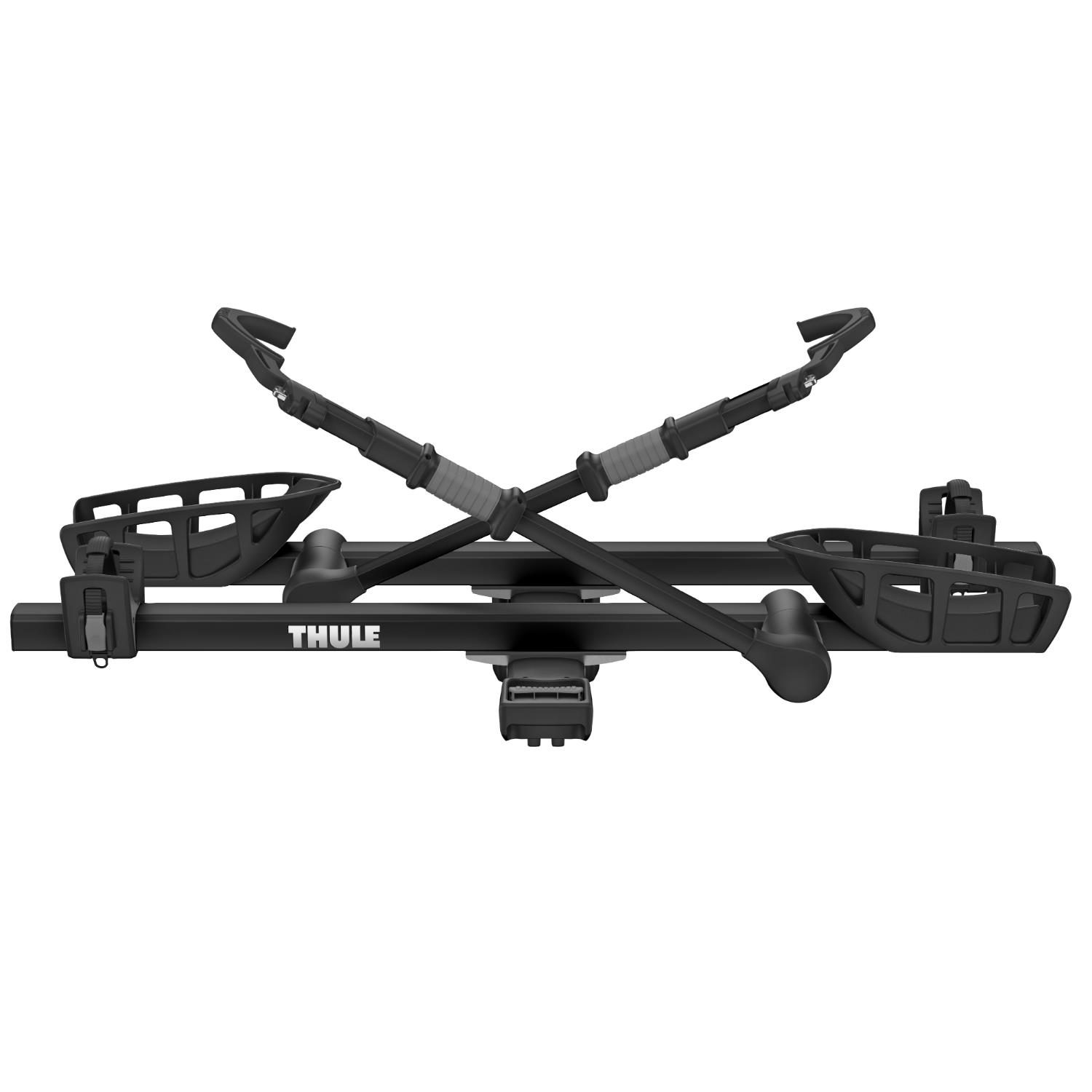 Receiver Hitch Bike Rack >> U Haul Thule T2 Pro Xt 2 Bike Rack Black 2 Receiver