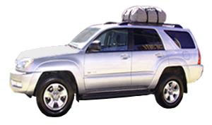U Haul Roof Top Cargo Carrier