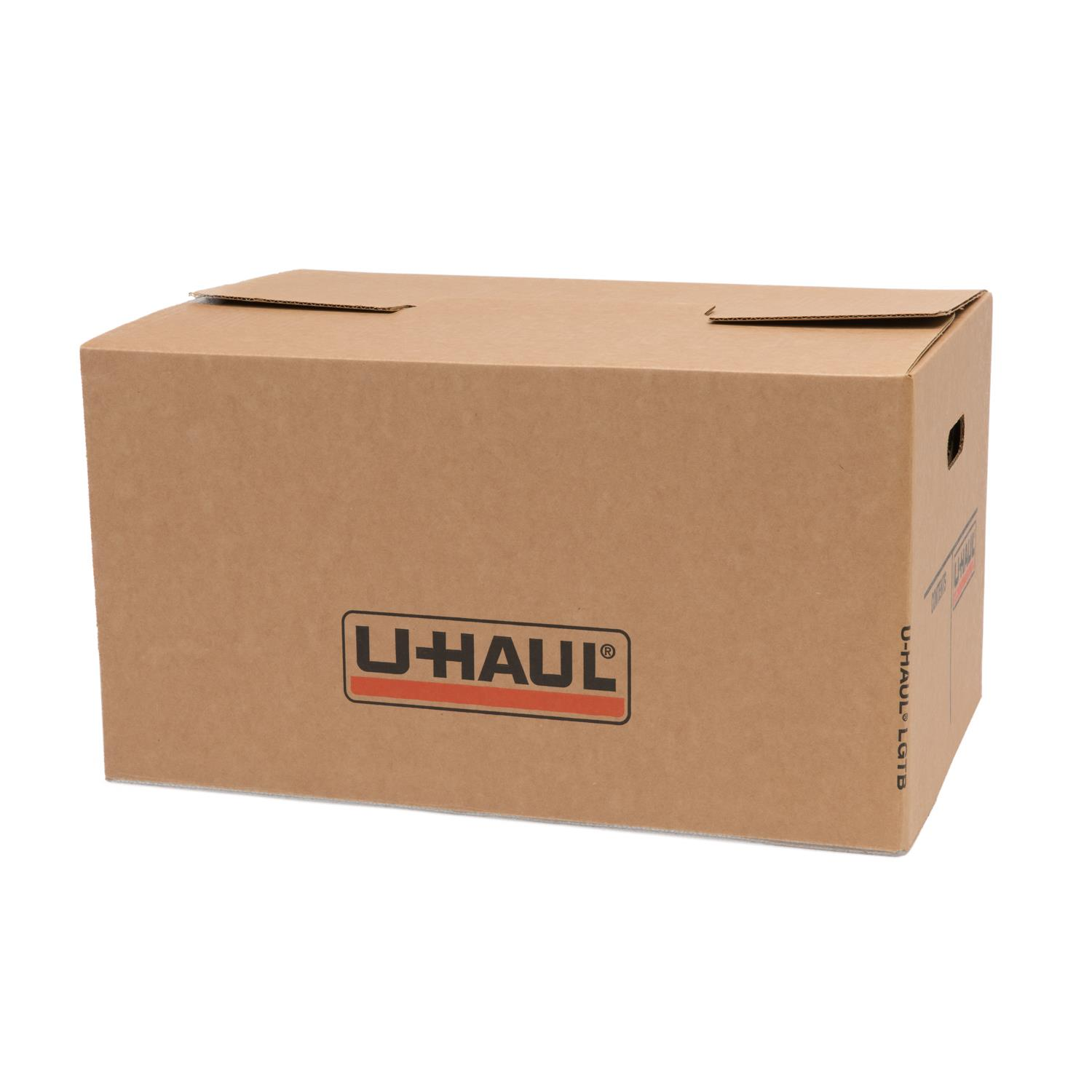 U Haul Legal Tote Box