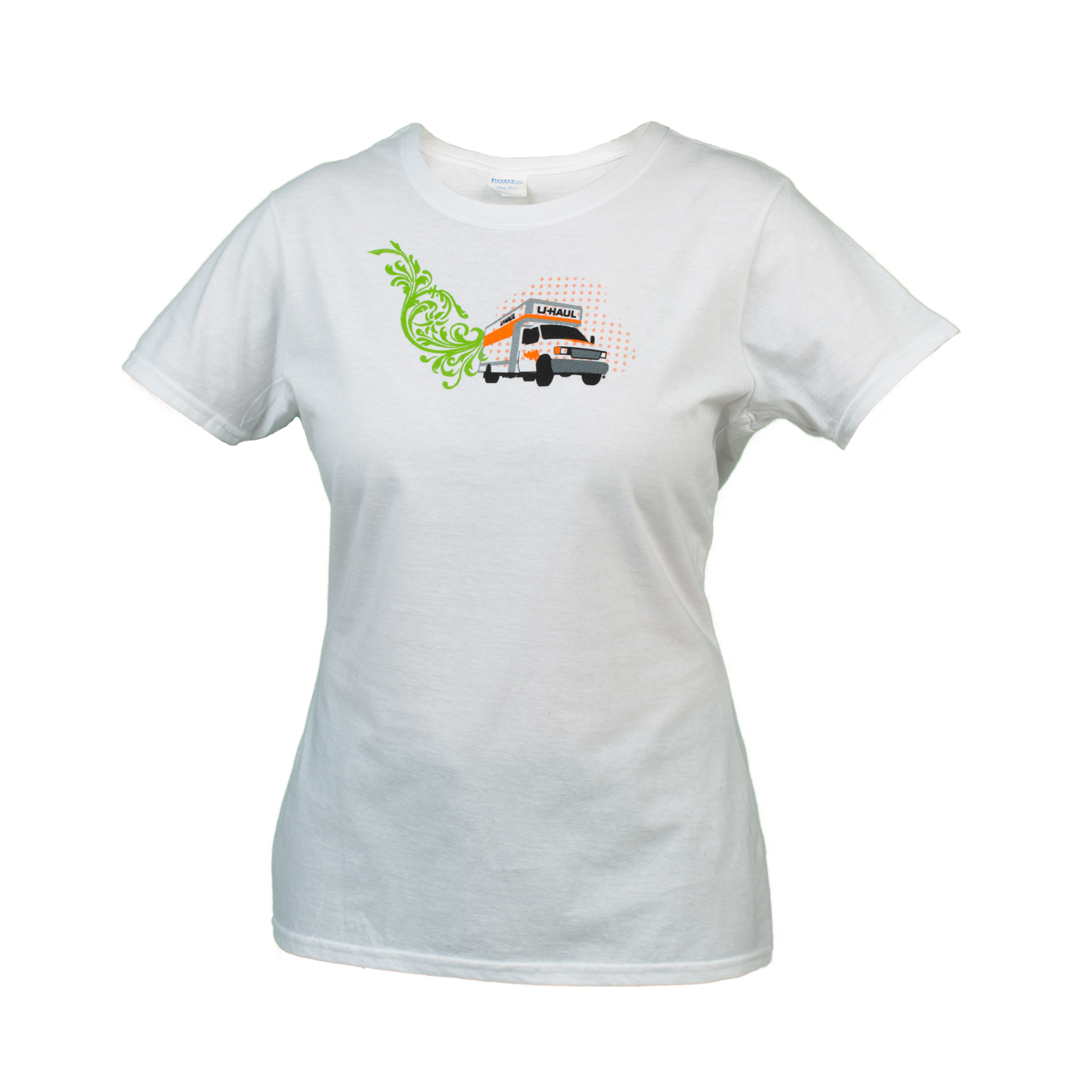 U Haul U Haul Technical Center T Shirt Womens