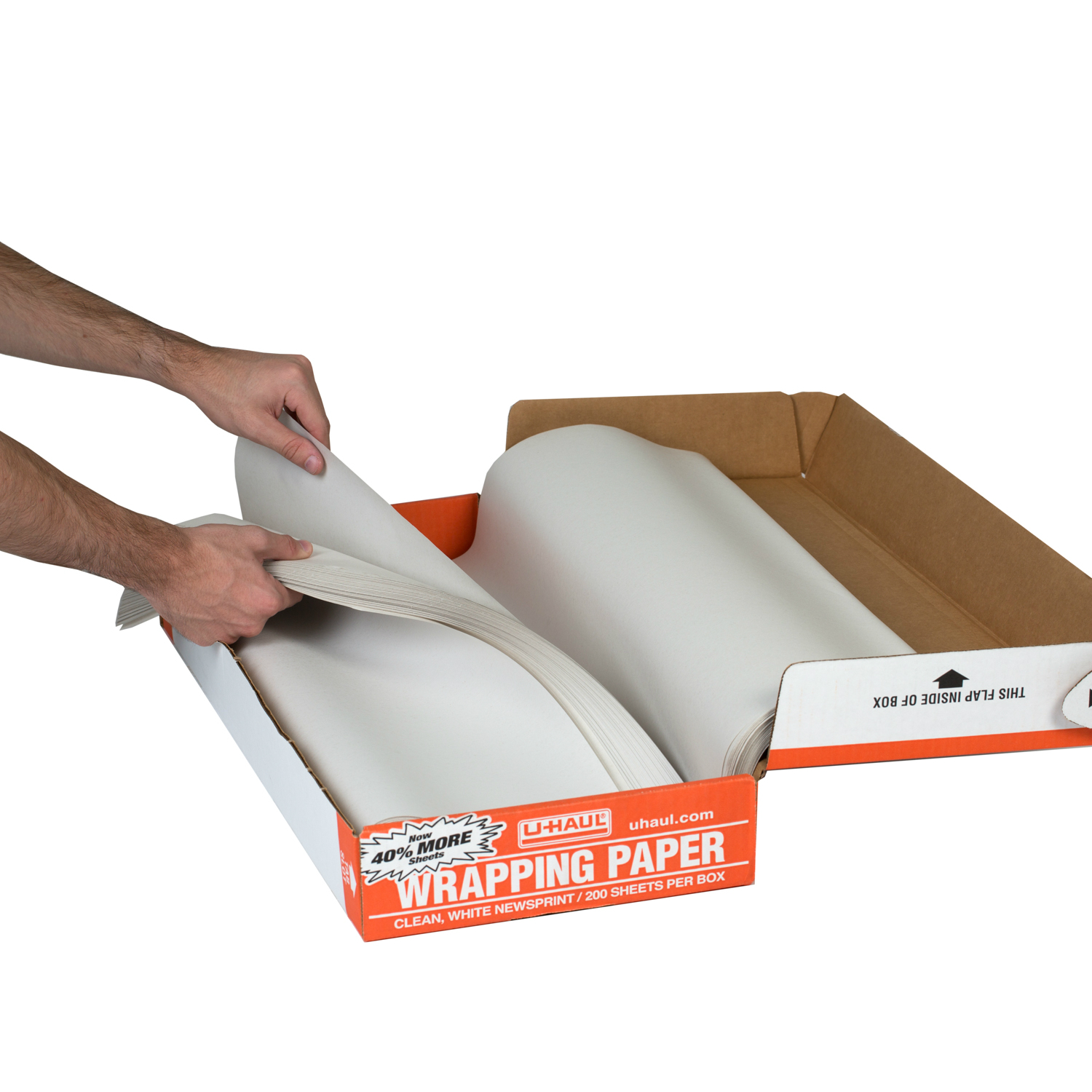 Packing Paper (200 Sheets)