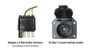 Marvelous U Haul Trailer Adapter Nite Glow Wiring Digital Resources Operpmognl