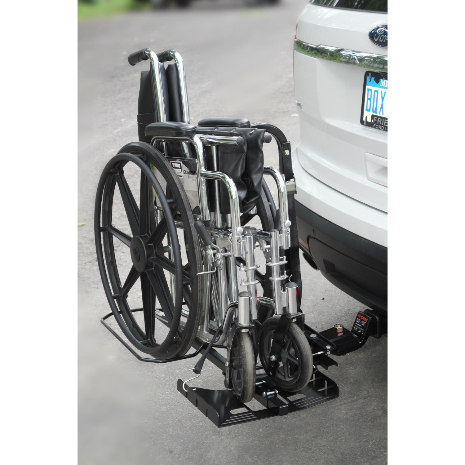 Manual Lift For Disabled : U haul manual wheelchair lift tote