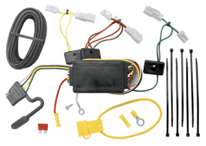 CQT118405-4-Flat-with-Factory-Style-Taillight-Harness-Converter Illumination Camry Wiring Harness Wire on