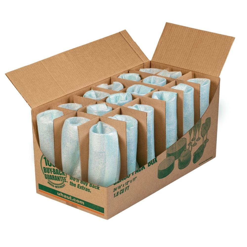 U haul glass pack kit boxes kitchen moving boxes reviewsmspy