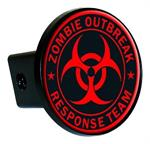 Zombie Outbreak Response Hitch Cover