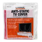 AntiStatic Flat Screen TV Cover