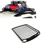 Rola™ Roof Mounted 2Piece Steel Cargo Basket
