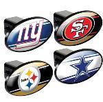 Cubiertas de acople3D de la NFL