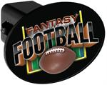 Hitch Receiver Cover  Fantasy Football