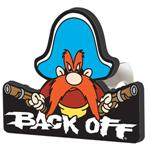 Yosemite Sam Receiver Cover