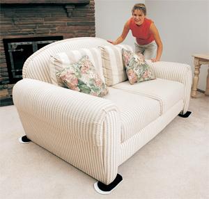 U Haul Moving Supplies Ez Moves Ii Furniture Sliders
