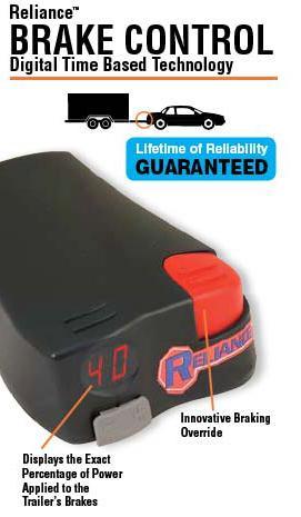 brake control reliance