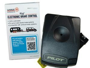 U Haul Moving Supplies Pilot Electronic Brake Control