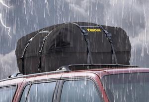 U Haul Moving Supplies Waterproof Rooftop Cargo Carrier