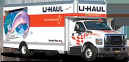 U Haul 26ft Moving Truck Rental