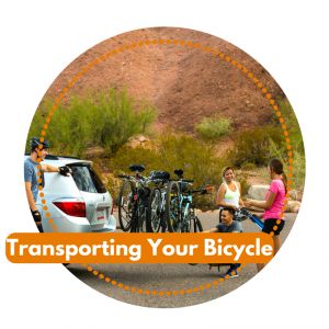 Transporting Your Bicycle - How to Transport Your Camping Equipment
