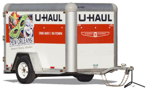 Image result for U Haul trailer
