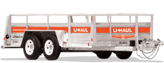 U-Haul: 6x12 Utility Trailer Rental