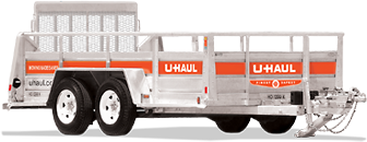 Can A Uhaul Cargo Trailer Hook Up To A Car