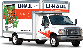U Haul Trailer Sizes >> U-Haul: 15ft Moving Truck Rental