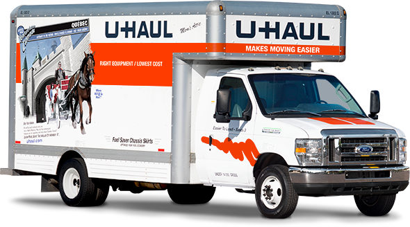 Uhual moving truck