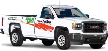 Pickup Truck Rental U Haul