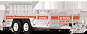 Remolque utilitario de 6ft x 12ft con rampa